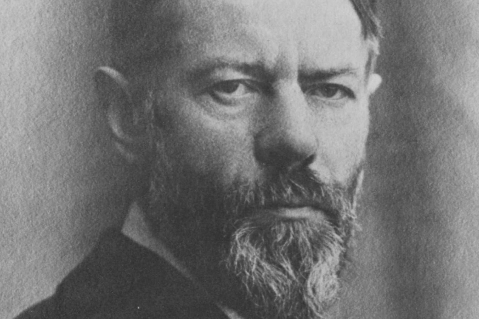 La storia nascosta di Max Weber