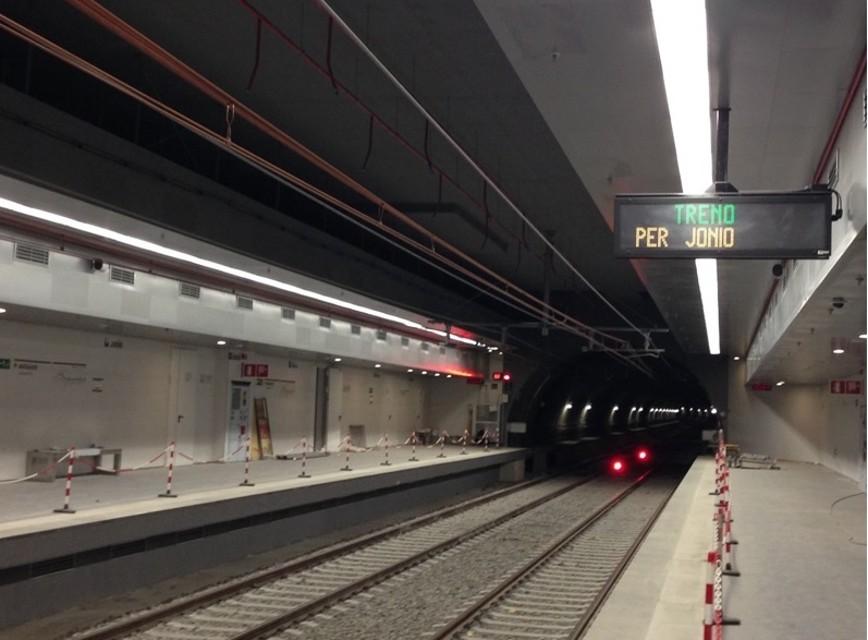 Metrostorie underground