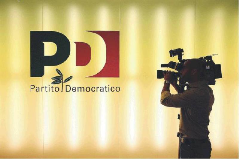 Il simbolo Pd e un partito fermo al 1993