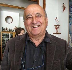 Il sindaco di Furore, Raffaele Ferraioli