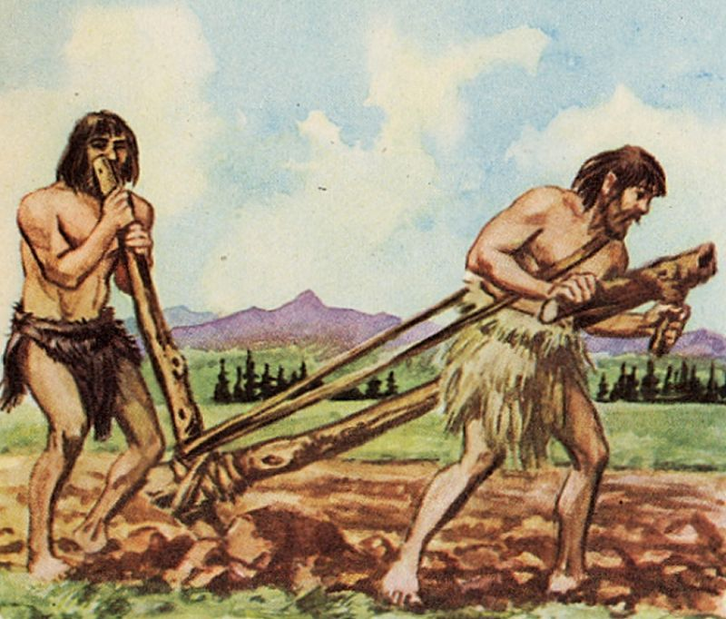 C'era una volta nel neolitico