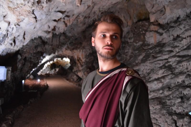 Natale a teatro alle Grotte di Pertosa
