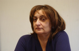 La giornalista e parlamentare Rosaria Capacchione