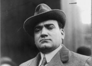 Il grande tenore Enrico Caruso