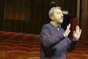 Marcello Andria, regista dello spettacolo pirandelliano