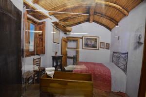La culla di Padre Pio nel museo del convento