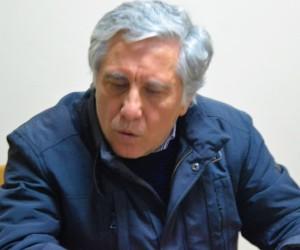 Il sindaco di Pietrelcina Domenico Masone