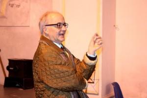 Il critico Francesco Tozza