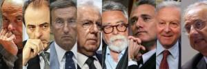 Ex leader politici ancora tentati dalla scena