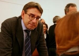 Il professor Oliviero Diliberto, tra i coordinatori della Scuola di perfezionamento in diritto romano