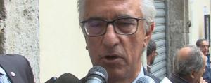 Il sindaco Enzo Napoli