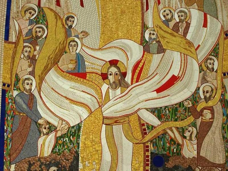 Gesù è attento ai nostri crucci, discorriamo con lui