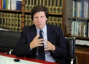 Il giornalista Fabrizio Forquet