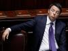 Il presidente del Consiglio Renzi