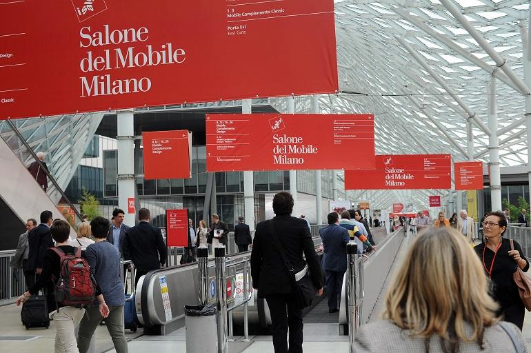 Conferma dalla Fiera del mobile: design italiano al primo posto
