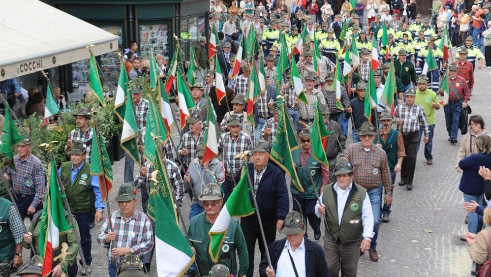 Gli Alpini invadono Asti per l'adunata della speranza