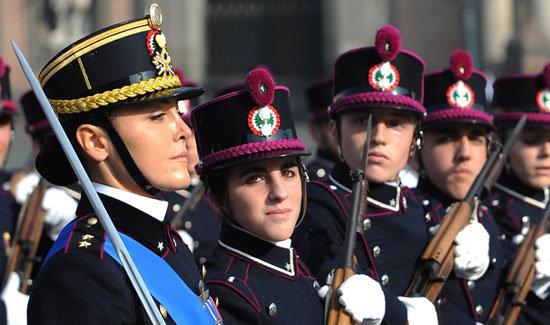 Ex Allievi Nunziatella, presentazione attività