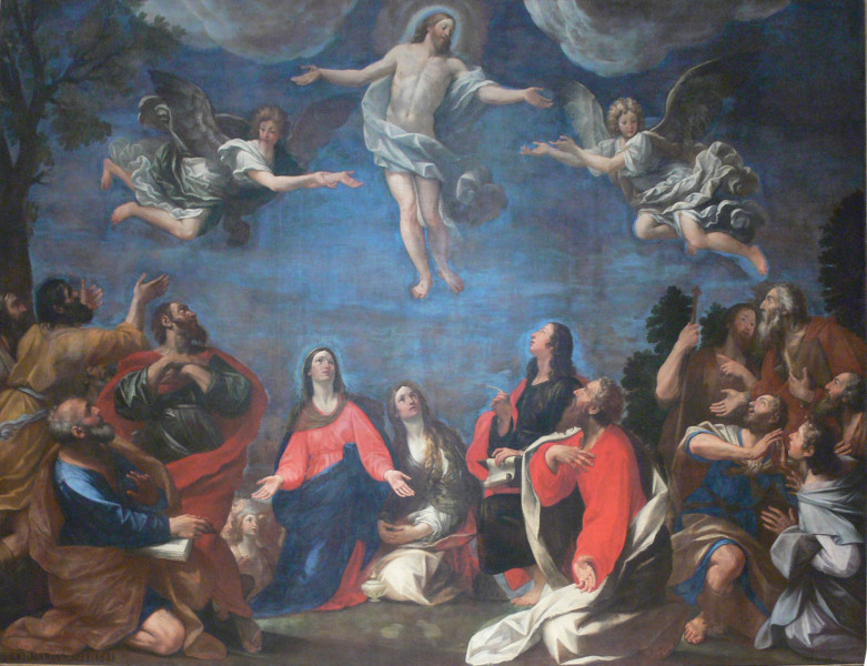 Ascensione, festa di speranza