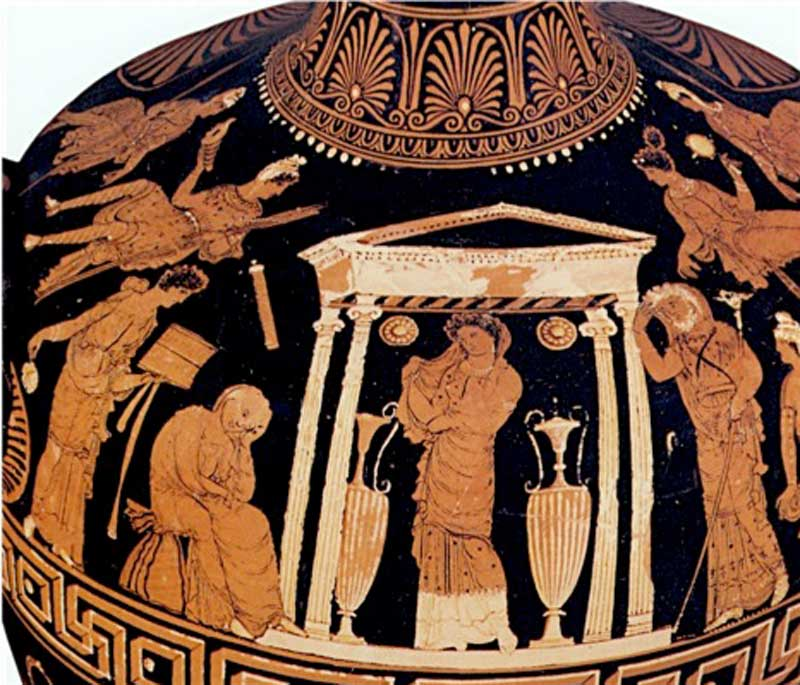 "Quando ""i supplici"" erano cari al sommo Zeus"