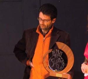 Il regista e attore Pasquale De Cristofaro