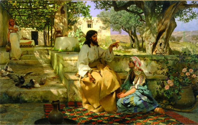 'La preghiera dell'umile penetra le nubi'