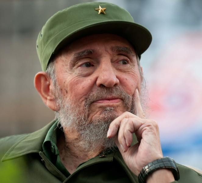 Fidel, Giano bifronte della storia