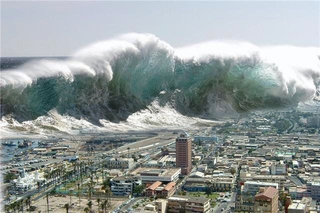 Un antico maremoto causato dal vulcano Marsili?