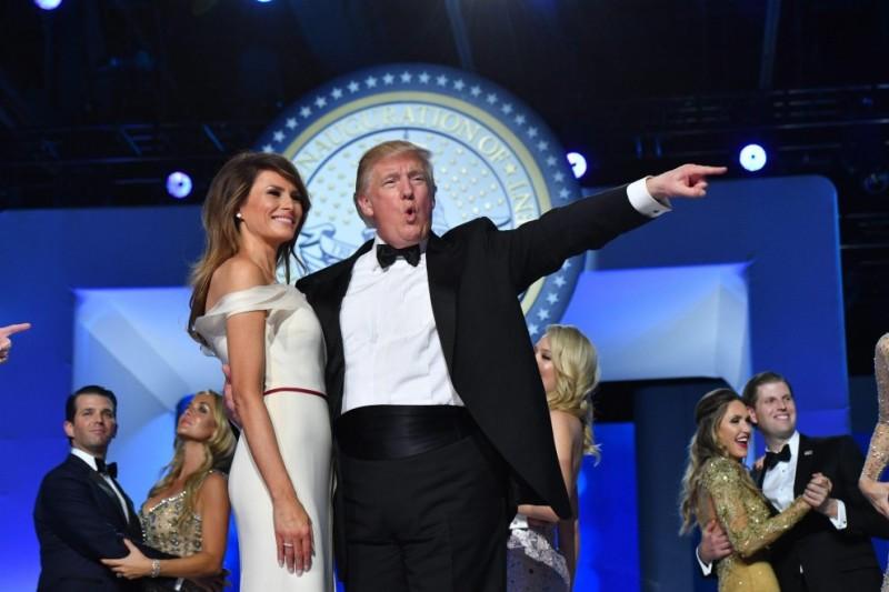 Il problema di Trump? Ballare a tempo…