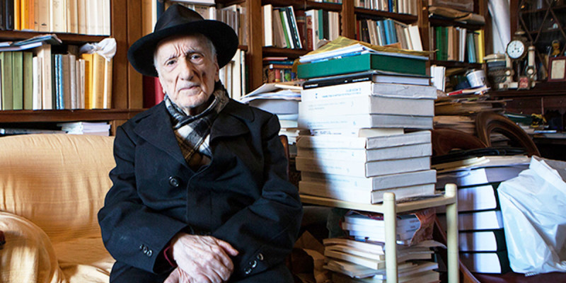 Addio a Marotta, l'avvocato filosofo