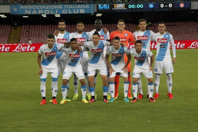 Torino-Napoli 0-5, dominio azzurro a suon di record