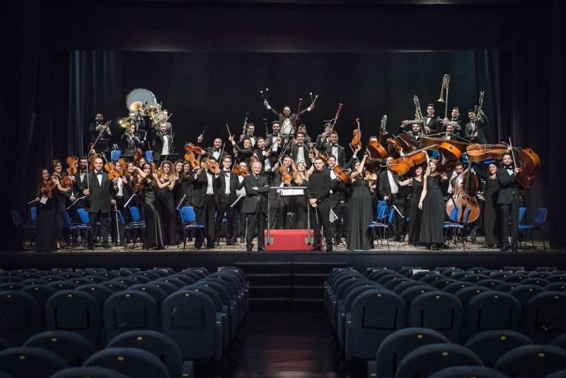 Gran Concerto di Ferragosto con l'Orchestra Abbado di Salerno