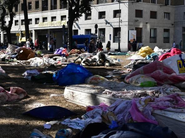 Sgomberi, il Viminale: allo studio l'utilizzo di beni confiscati alle mafie