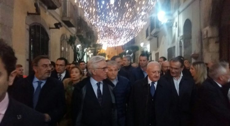 Salerno e le Luci fatue nell'era del figlio-Narciso