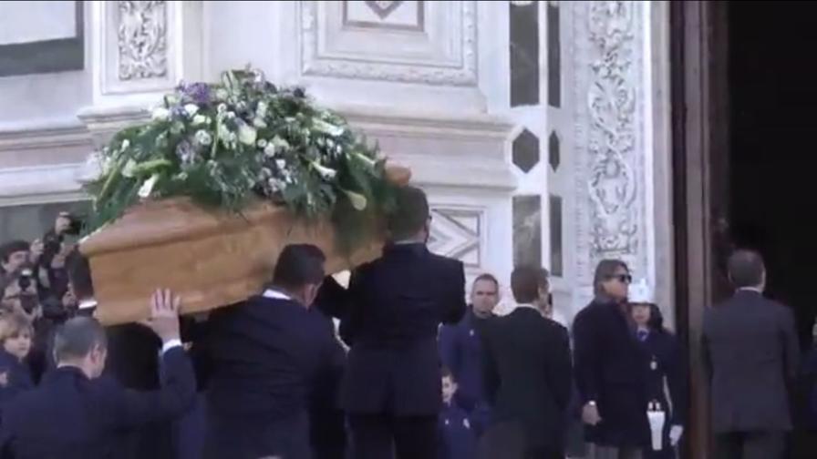 Addio Davide, nostro eroe romantico