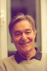 Lo scrittore Rosario Bonavoglia